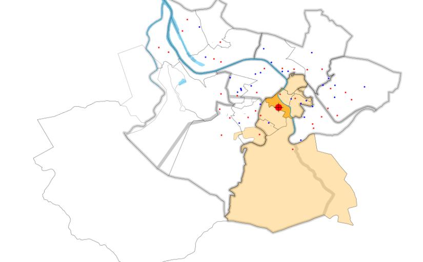 ¿Por qué no lo hemos visto hasta ahora? Primer mapa de zonificación escolar en Bilbao